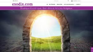 esodix.com nouvelle inscription dans l'annuaire portes-esoterisme.fr