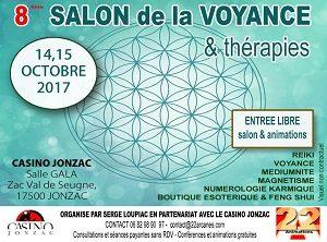 Salons su bien tre et de la voyance octobre 2017 les for Salon voyance 2017